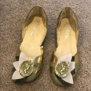 Disney Girls Princess Tiana Shoes